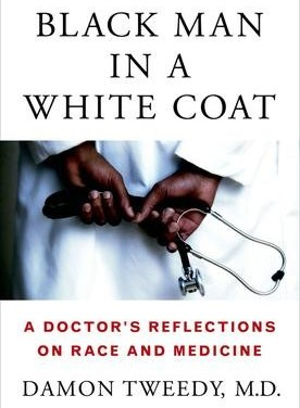Wearing a Black Doctor's White Coat