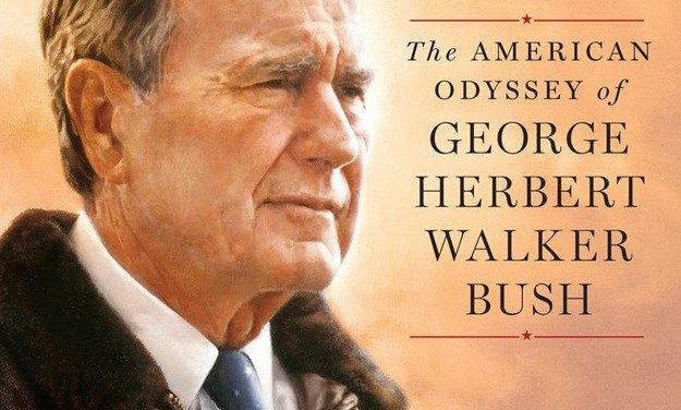Cheney, Rumsfeld, and Chapel Hill in the Bush 41 Biography