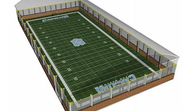 UNC Takes Early Step Toward Indoor Football Practice Facility