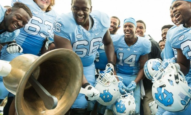 UNC Moves Up to No. 17 in AP Poll