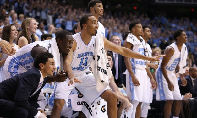 Minus Paige, No 1. Tar Heels Ready for Temple