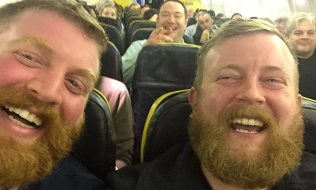 The Airplane Doppelgangers