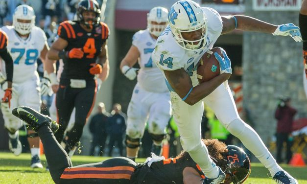 Former UNC Receiver Quinshad Davis Joins Larry Fedora's Staff as Graduate Assistant
