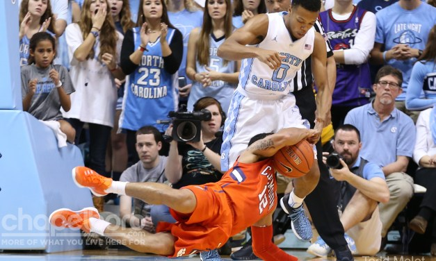 58-0: The Streak Continues as No. 7 UNC Beats Clemson in ACC Opener