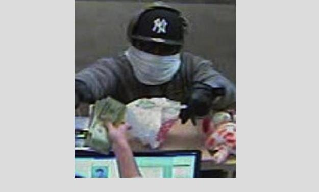 Chatham County Officials Searching for Bank Robbery Suspect