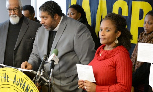 NAACP Says State Not Properly Informing Voters About IDs