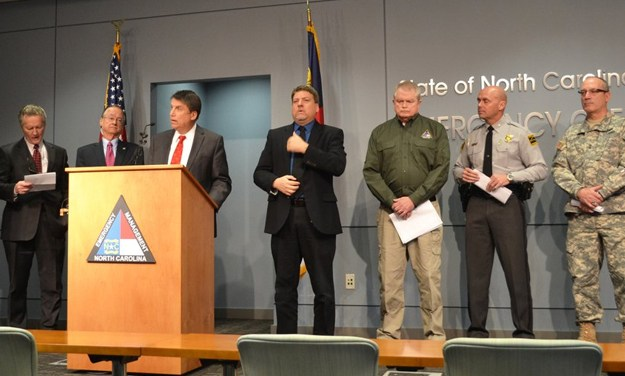 Pat McCrory Issues State of Emergency