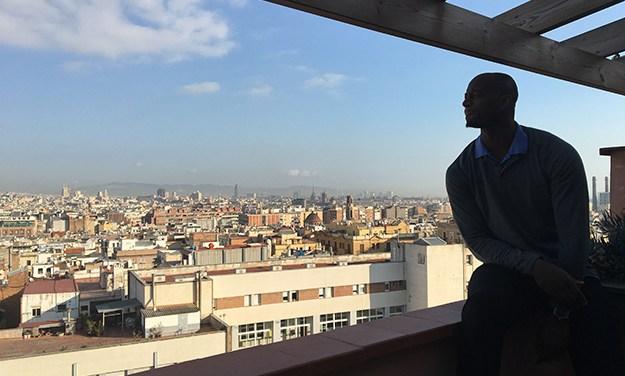 Ginyard's Diary: I Love Barcelona!