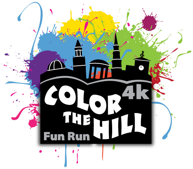 """""""Color The Hill"""" – And Yourself – For A Cause (Or Three)"""