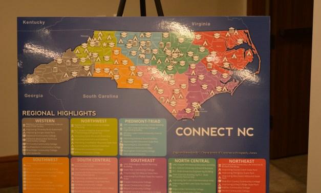 North Carolina Voters Approve $2 Billion Connect NC Bond