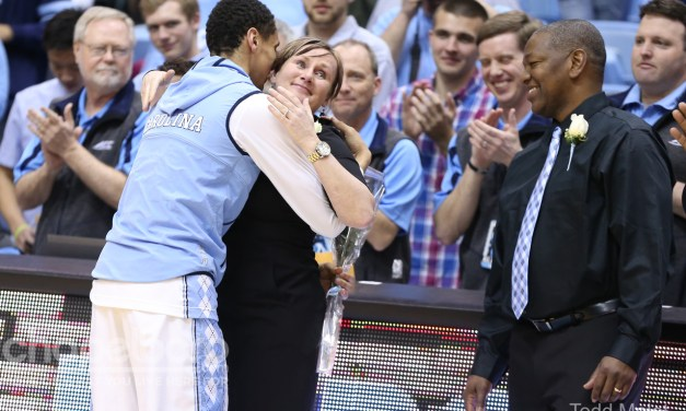 UNC Men's Basketball Places Three on NABC Honors Court
