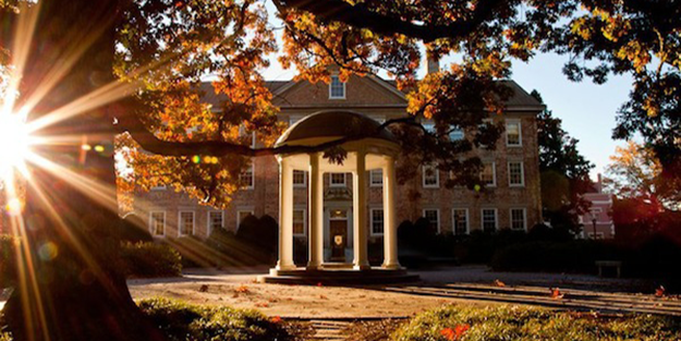 UNC Ranks Among Top Public Universities