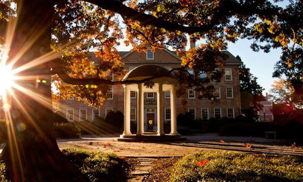 "UNC Named to ""Cool Schools"" List"