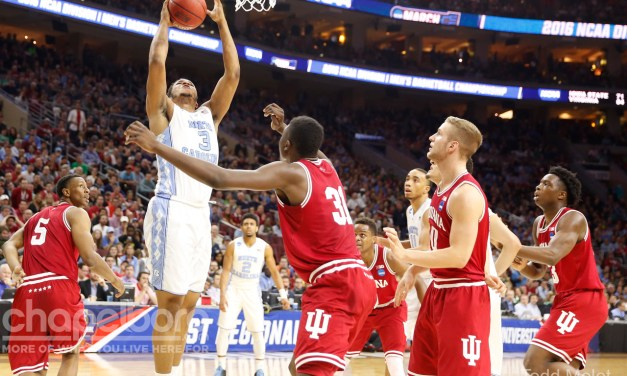 UNC to Play Indiana in Bloomington for ACC/Big Ten Challenge