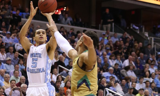 Tar Heels Hammer Notre Dame 78-47, Advance to ACC Title Game vs. Virginia