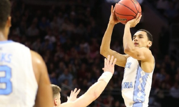 Vintage Paige Lifts UNC Past Indiana, Into Elite Eight