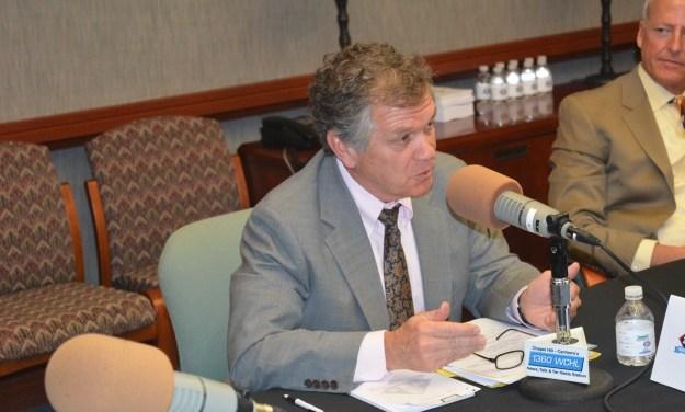 Chapel Hill – Carrboro Schools Superintendent Tom Forcella Retiring