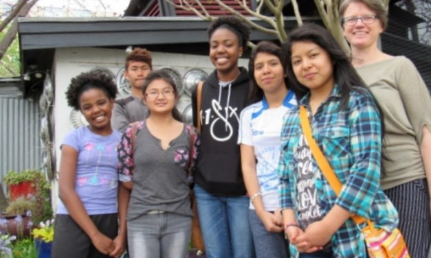 Rogers Road Teens Hold Fundraiser for Solar Education