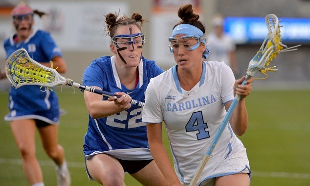 Women's Lax: No. 3 UNC Sends Duke Packing, Moves to NCAA Quarters