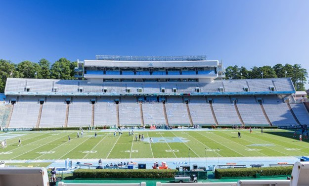 Kenan Stadium Ranked No. 12 by Sports Illustrated
