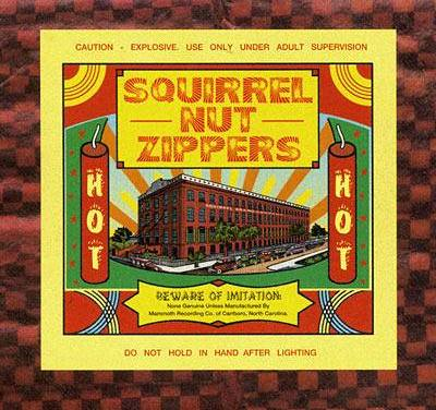 Squirrel Nut Zippers to Re-Release 'Hot' Album