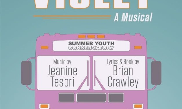 """PlayMakers Summer Youth Conservatory Goes """"Violet"""""""