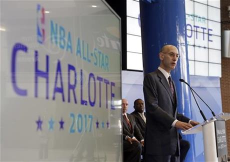 NBA Announces 2019 All-Star Game Will Be Held in Charlotte