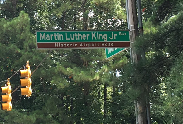 Chapel Hill Police Working to Improve Safety on MLK