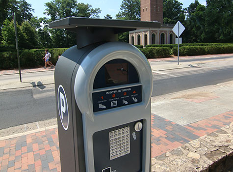 Chapel Hill Police to Host Lots To Love Parking Party