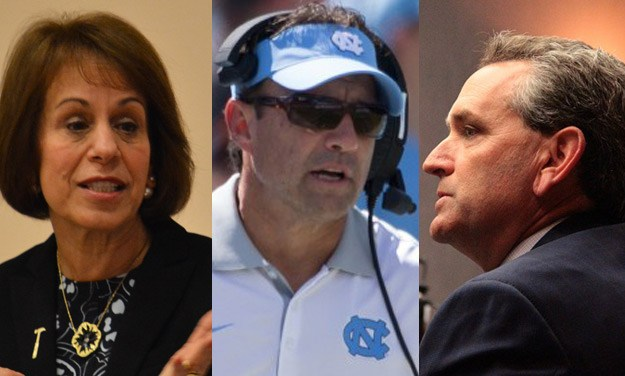 UNC Leadership Responds to Latest NCAA Investigation