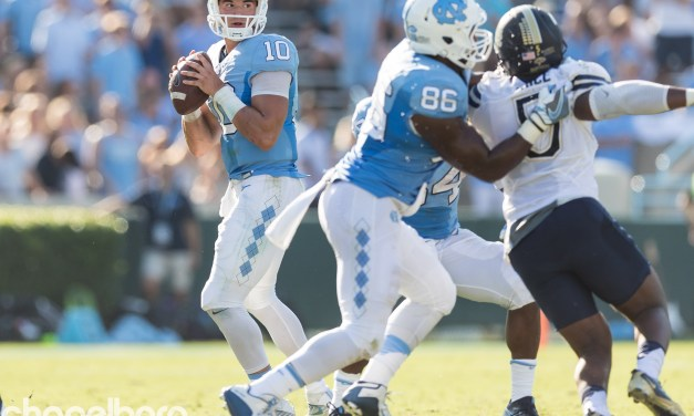 Former UNC QB Mitchell Trubisky Goes No. 2 Overall in NFL Draft