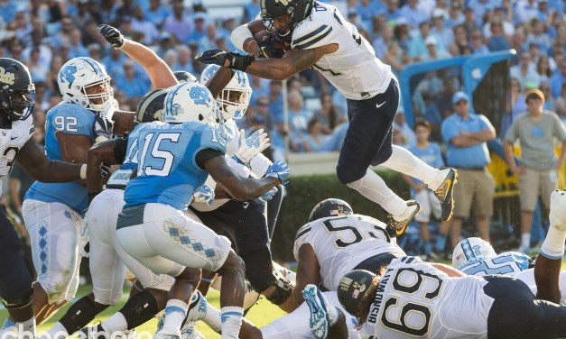 Chansky's Notebook: No Mickey Mouse for Heels?