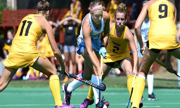 UNC Field Hockey's Ashley Hoffman Named ACC Defensive Player of the Week