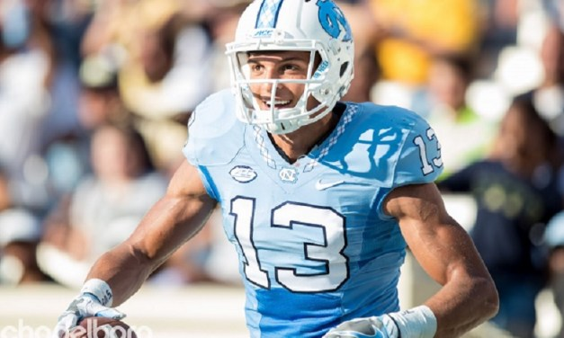 Former UNC Star Mack Hollins Needs to Increase Variety of Touchdown Celebrations