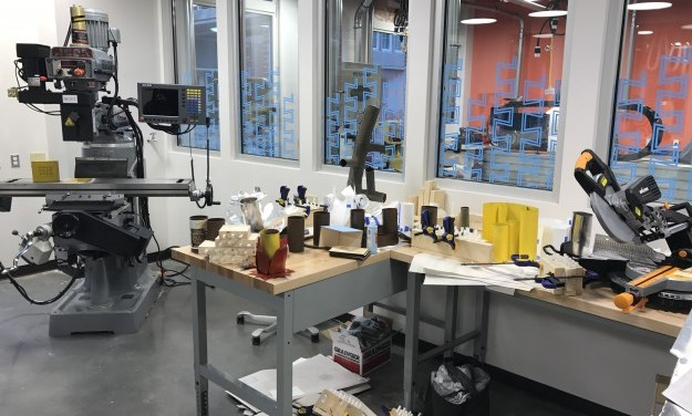 New UNC Makerspace Puts Innovation in the Hands of Students