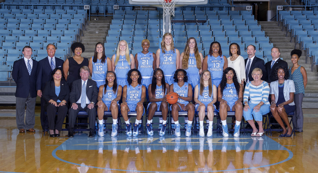 UNC Women's Basketball Defeats Bucknell
