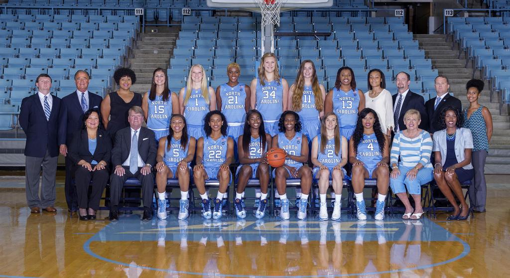 UNC Women's Basketball Defeats Bucknell