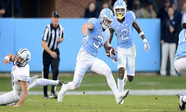 UNC Football Focused on NC State, with ACC Coastal Chances Still Alive