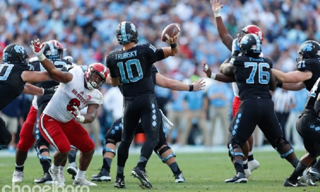 Draft Decision Looms Over UNC QB Mitch Trubisky at Sun Bowl