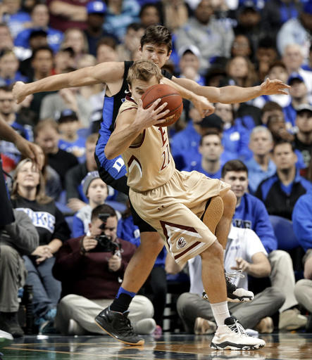 Duke Gives Allen Indefinite Suspension From Team After Trip