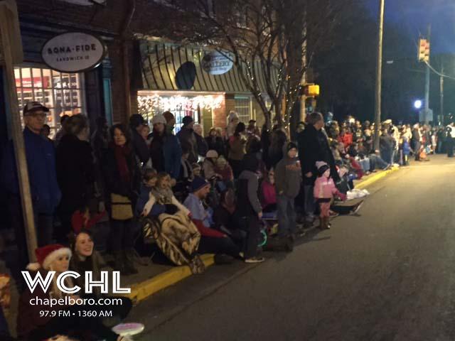 Hillsborough Holiday Parade 2016
