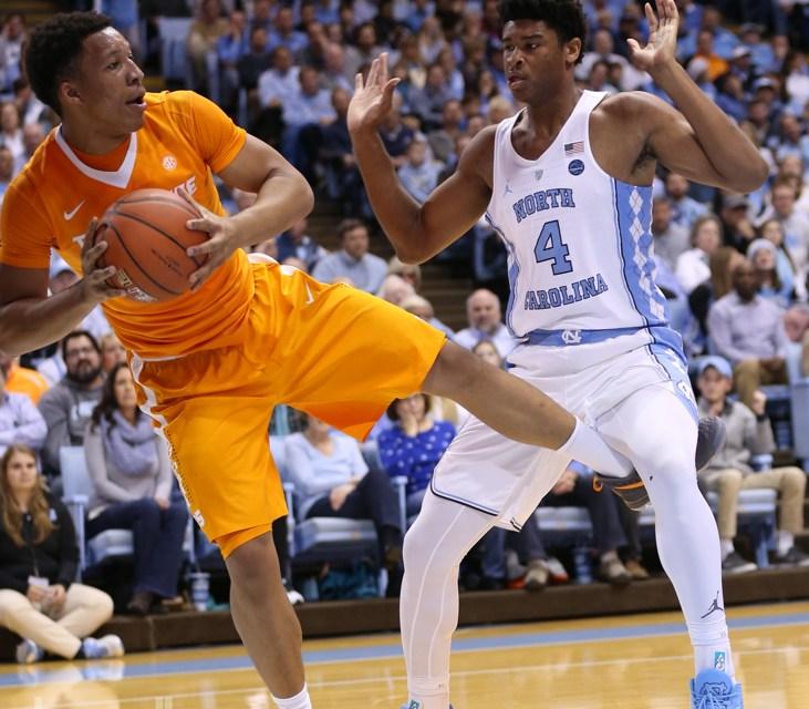 UNC vs. Tennessee