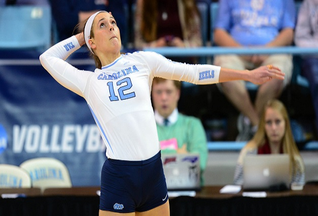 UNC Selected Unanimously to Repeat as ACC Volleyball Champions