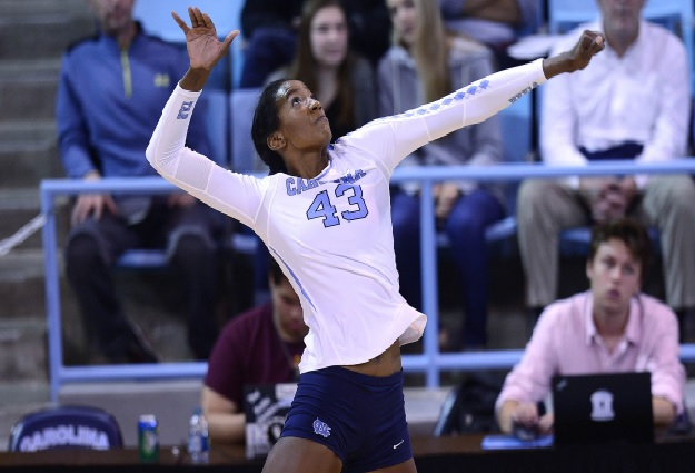 Three UNC Volleyball Players Named to Preseason All-ACC Roster