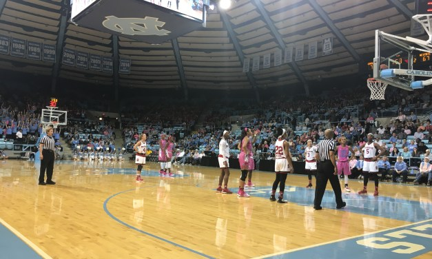 UNC Women's Basketball Stuns NCSU with 14 3-pointers in 83-70 win