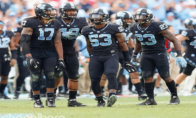 UNC Football Welcomes Eight New Players