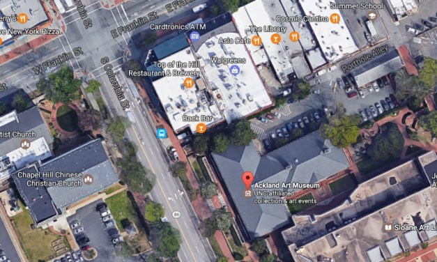 Lane Closure Set for South Columbia Street in Chapel Hill