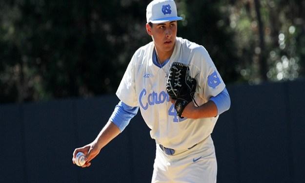 UNC's Gianluca Dalatri Named to USA Baseball Collegiate National Team