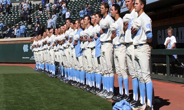 Wintry Weather Forecast Alters UNC Baseball Series vs. Virginia