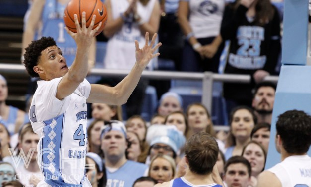 Sporting News Selects Justin Jackson as First Team All-American